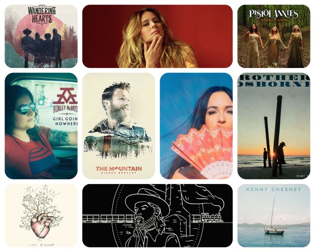 YLIAS Top 10 Country Albums Of 2018