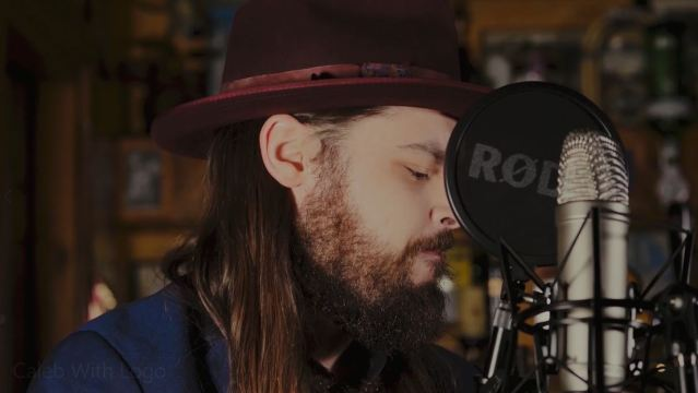 LIVE SESSION: Caleb Caudle – 'Headlights' / 'Better Hurry Up'