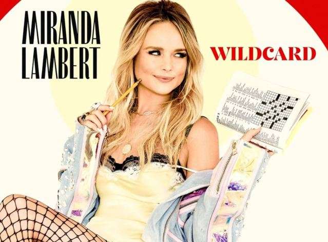 ALBUM REVIEW: Miranda Lambert – 'Wildcard'