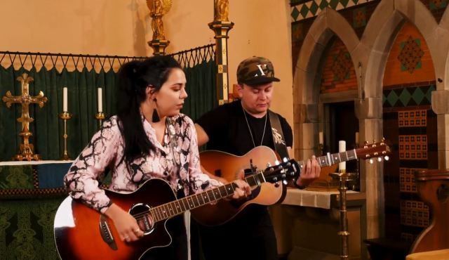 Millport Cathedral Session: Jade Helliwell – 'Numb'