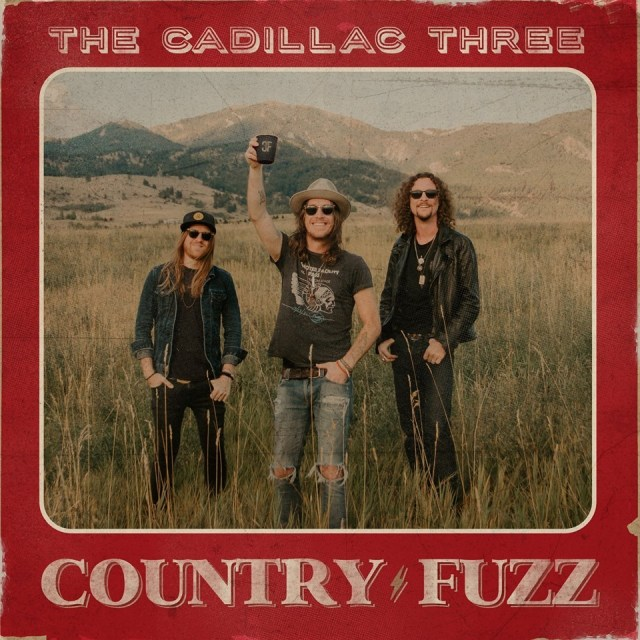 ALBUM REVIEW: The Cadillac Three – 'Country Fuzz'