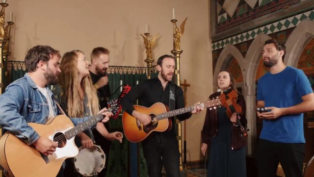 Millport Cathedral Session: Morganway – 'Let Me Go'
