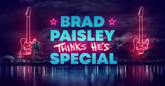 Brad Paisley's TV Special Attracts 6.3 Million Viewers