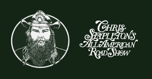 Chris Stapleton Announces Extensive 'All American Road Show' Tour