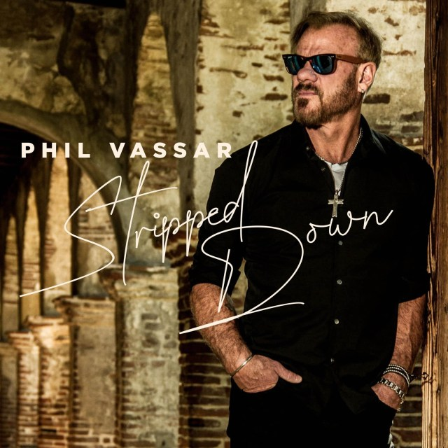 ALBUM REVIEW: Phil Vassar – 'Stripped Down'