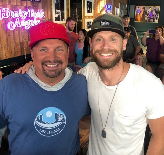 Chase Rice To Open For Garth Brooks This Saturday In Detroit