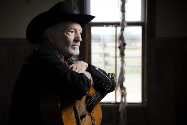 Willie Nelson Announces New Album, 'First Rose Of Spring'
