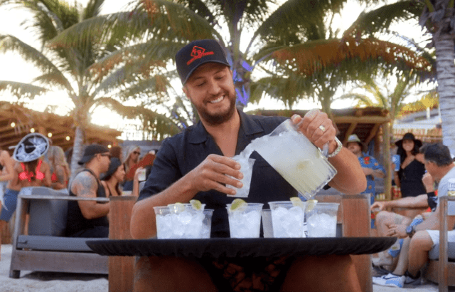Luke Bryan Releases New Party Song, 'One Margarita'