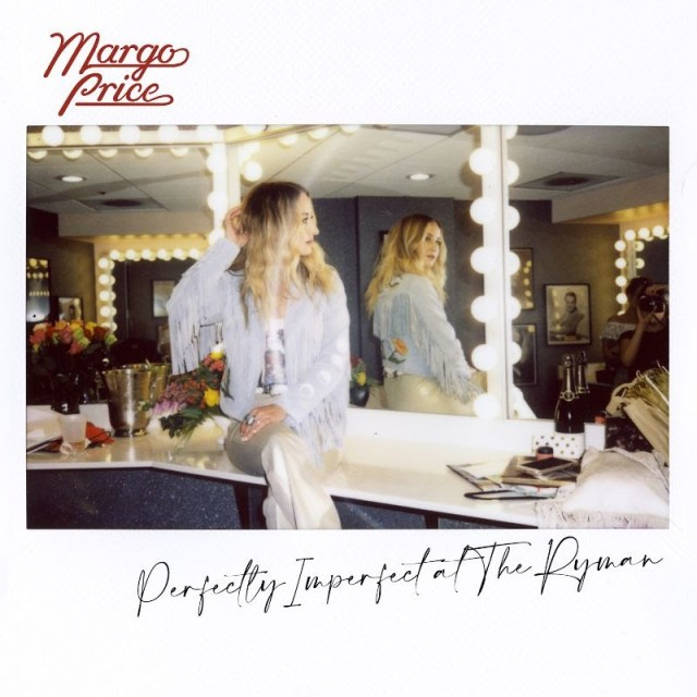 Margo Price Releases 'Perfectly Imperfect At The Ryman' Live Album