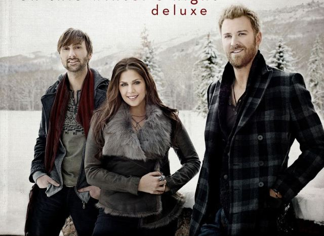 Lady A's 'On This Winter's Night' Deluxe Album Out This Friday