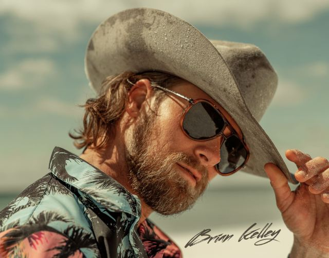Brian Kelley Announces 'Wave Pack' Solo EP'