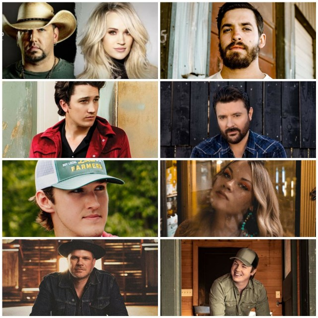 Country Release Round-Up: Chris Young, Travis Denning, Drake Milligan & More!