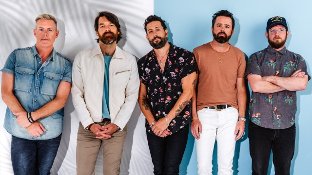 """Old Dominion Announce New Album """"Time, Tequila & Therapy"""""""