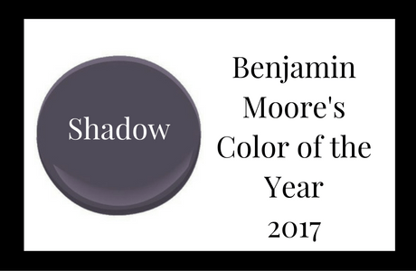 Benjamin Moore's Color of the Year 2017