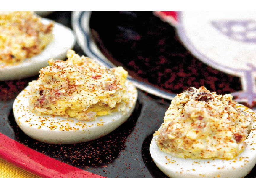 barbecued-deviled-eggs