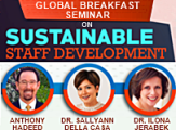 Global Breakfast Seminar on Sustainable Staff Development Video