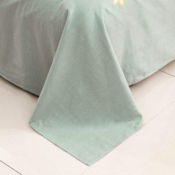 Комплект постельного белья Делюкс Сатин L367
