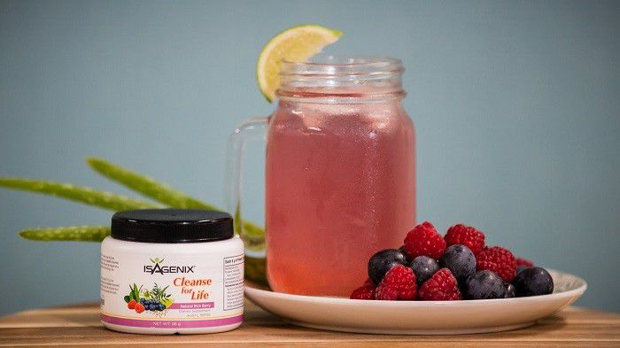 8 super whole body cleanses of 2017 to naturally detox your body isagenix cleanse for life malvernweather Images