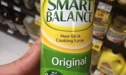 Is Smart Balance Cooking Spray Healthy?