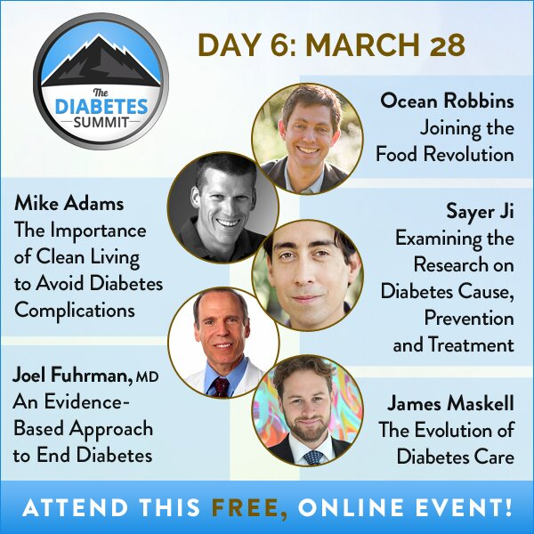 Diabetes Summit Day 7