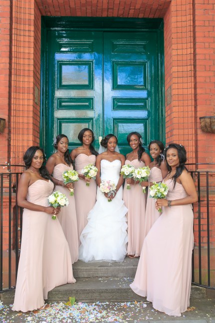 "Bridal flowers by ""Your London Florist"""