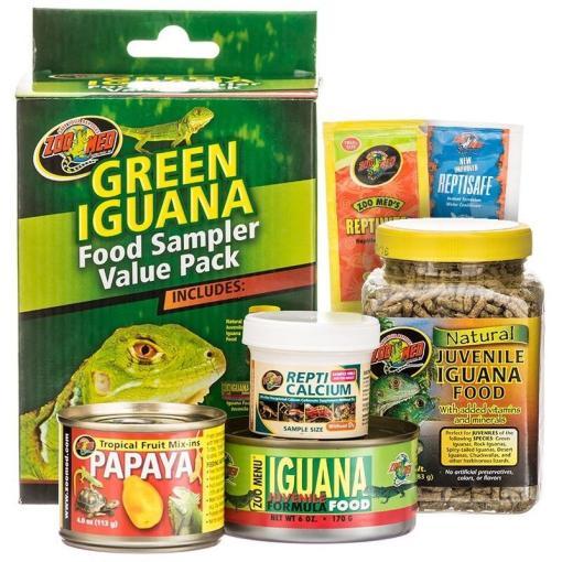 Iguana Sampler products