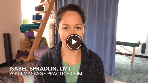holiday massage marketing