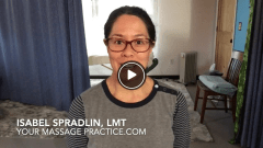 your massage practice