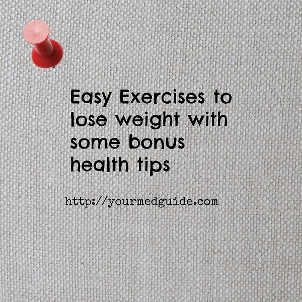 easy exercises to lose weight