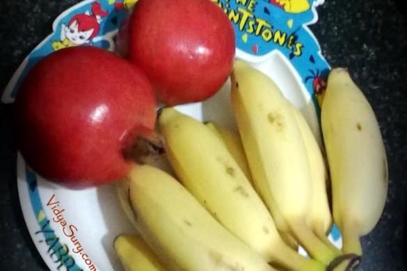 healthy eating vidya sury
