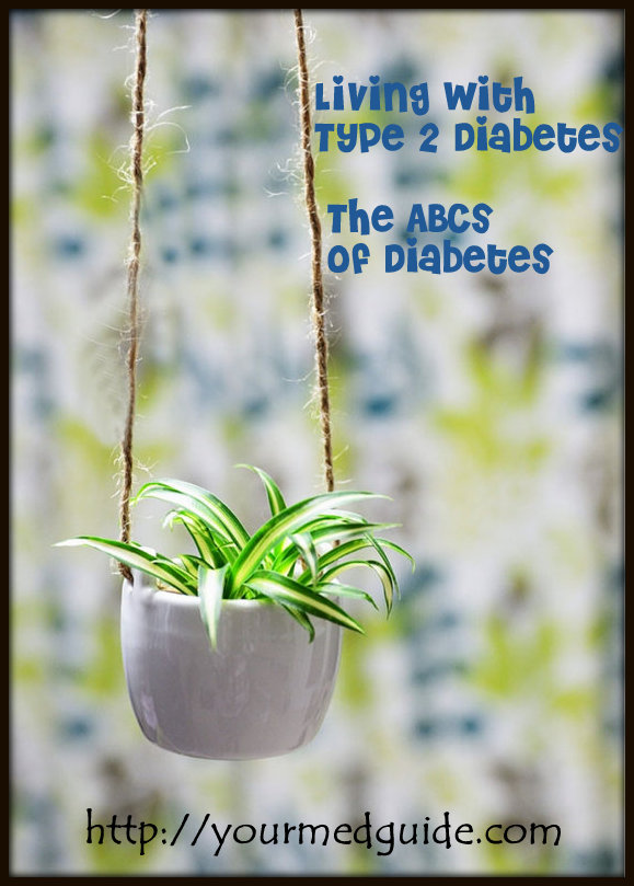 Living with type 2 diabetes the abcs
