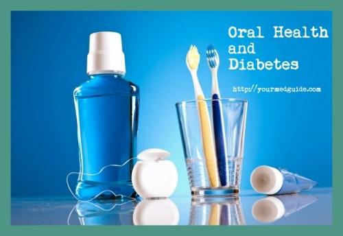 Oral health and diabetes