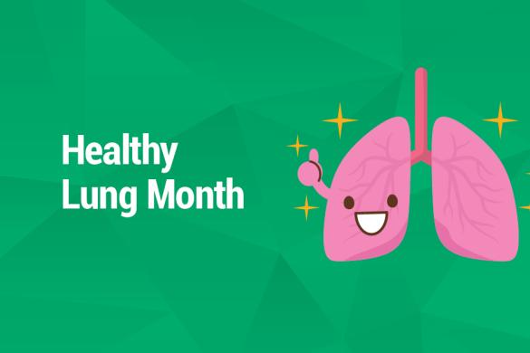 Healthy Lung Month Vidya Sury
