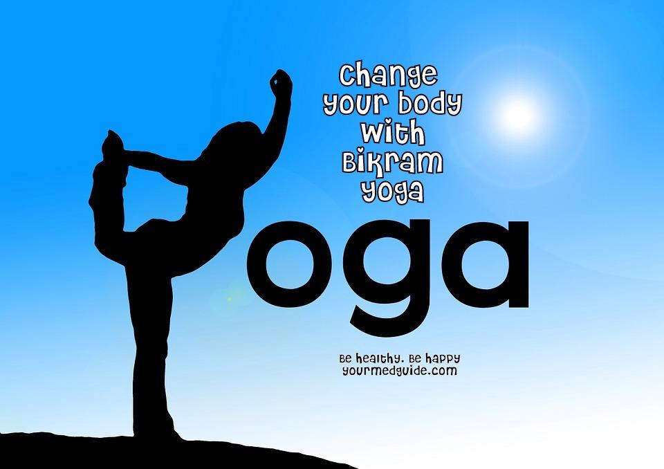 Bikram Yoga Vidya Sury