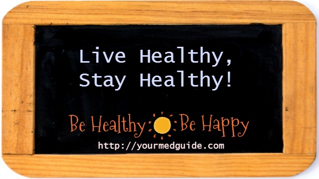 Live Healthy Stay Healthy Vidya Sury