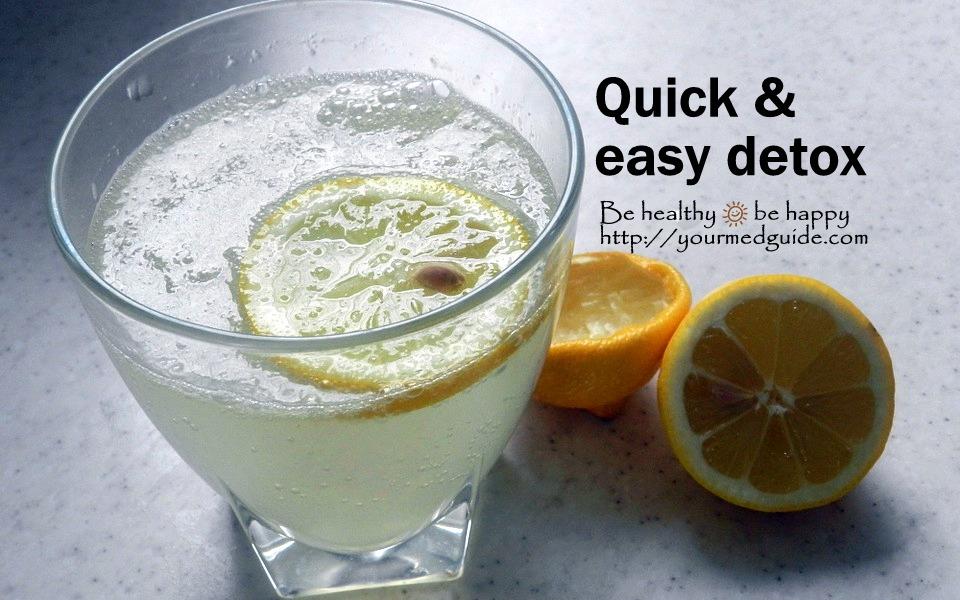 quick and easy detox vidya sury