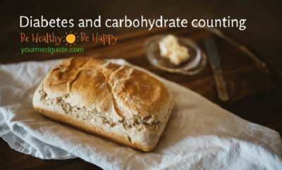 Diabetes and carbohydrate counting Vidya Sury