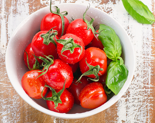 Tomatoes. Ten protein packed vegan weight loss foods