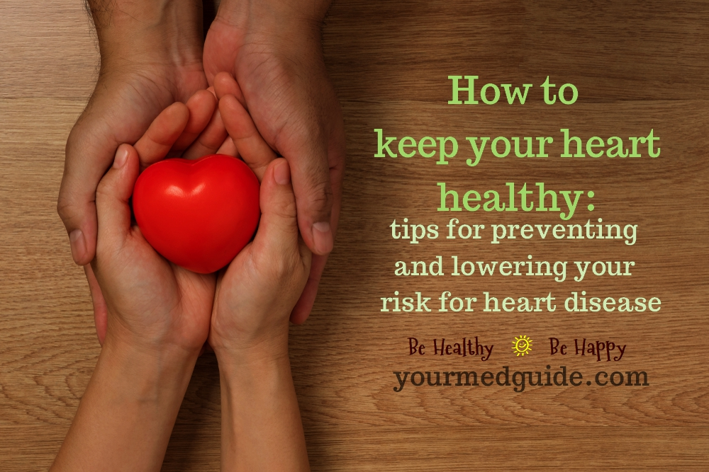 Keeping your heart healthy #myheartyourheart #worldheartday