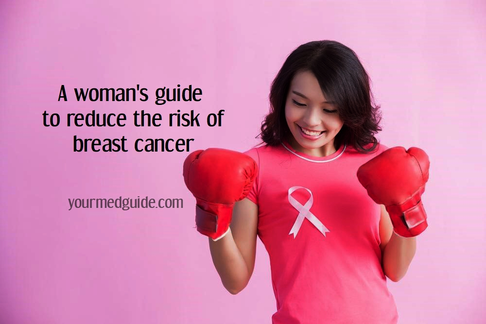 10 tips to reduce your risk for breast cancer