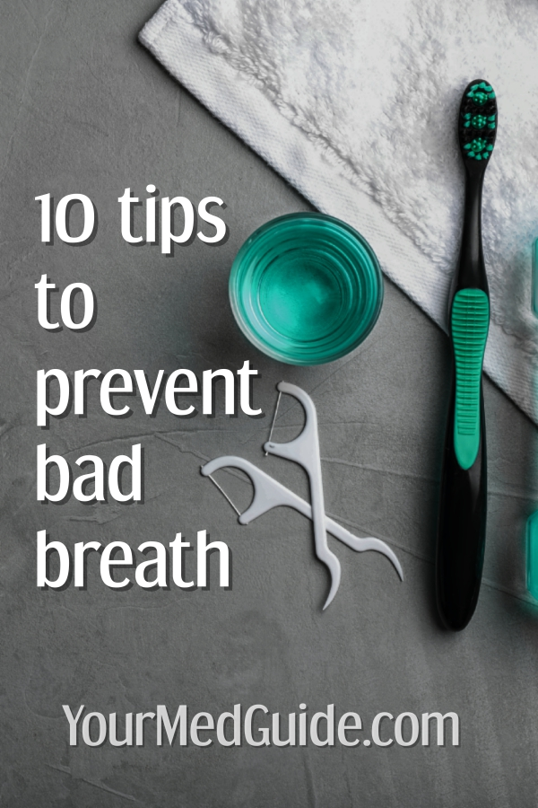 10 tips to prevent bad breath Oral health