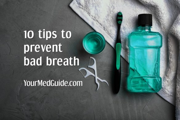 10 tips to prevent bad breath