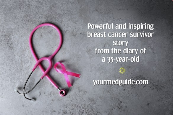 powerful inspiring breast cancer survivor story