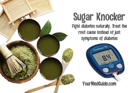 Sugar Knocker fight diabetes naturally Sugar Knocker Review