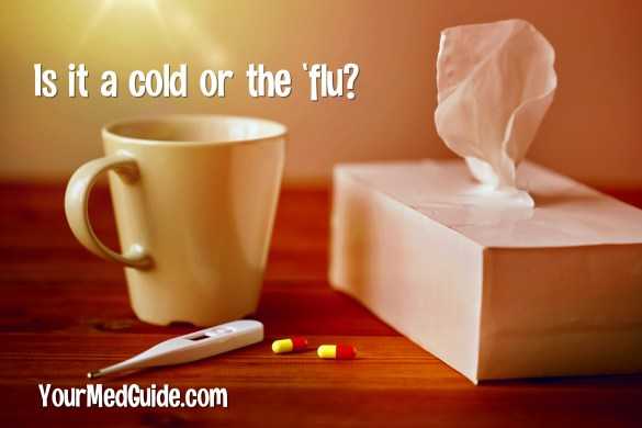 Is it a cold or the flu? 9 ways to tell and what to do