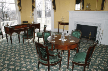 Parlor with Piano Forte