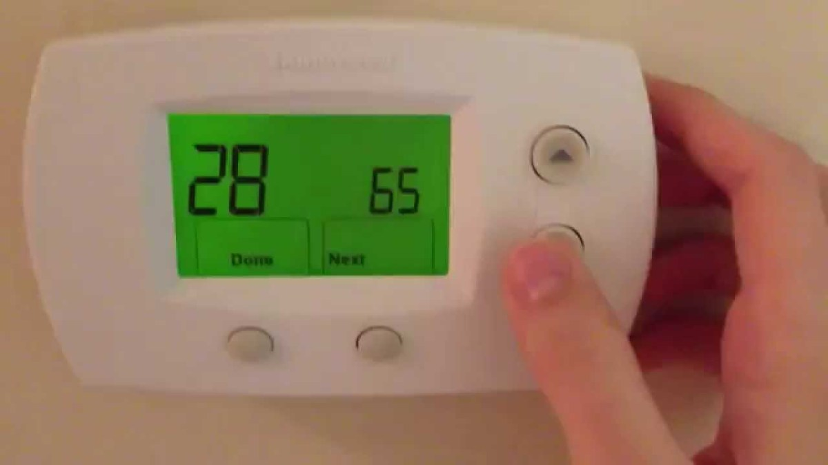 The Problem With Hotel Thermostats (And What To Do About Them)