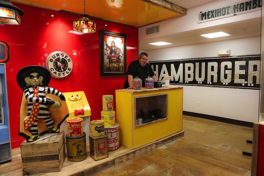 This Museum Has Burgers, Comfort Foods and Nostalgia, All Rolled Into One Place!