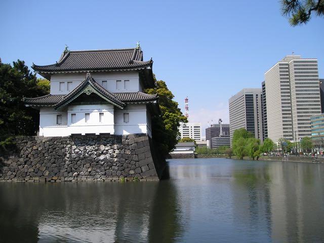 #TBT: Japan, April 2005: Doing Tokyo Like A Tourist