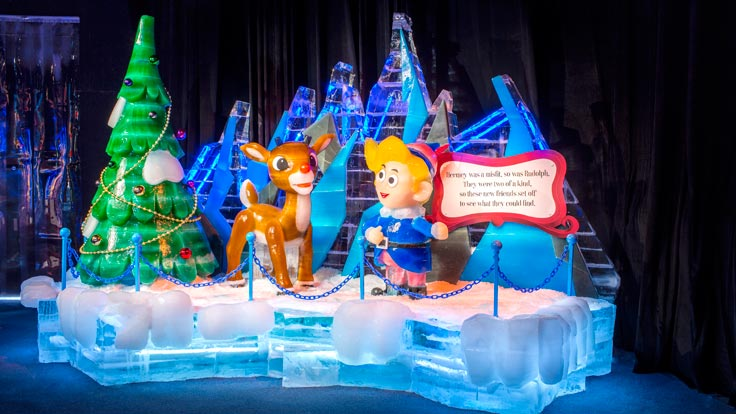 """Save Up To 40% on Tickets to Gaylord Resort's """"ICE!"""" 72 HOUR FLASH SALE!"""